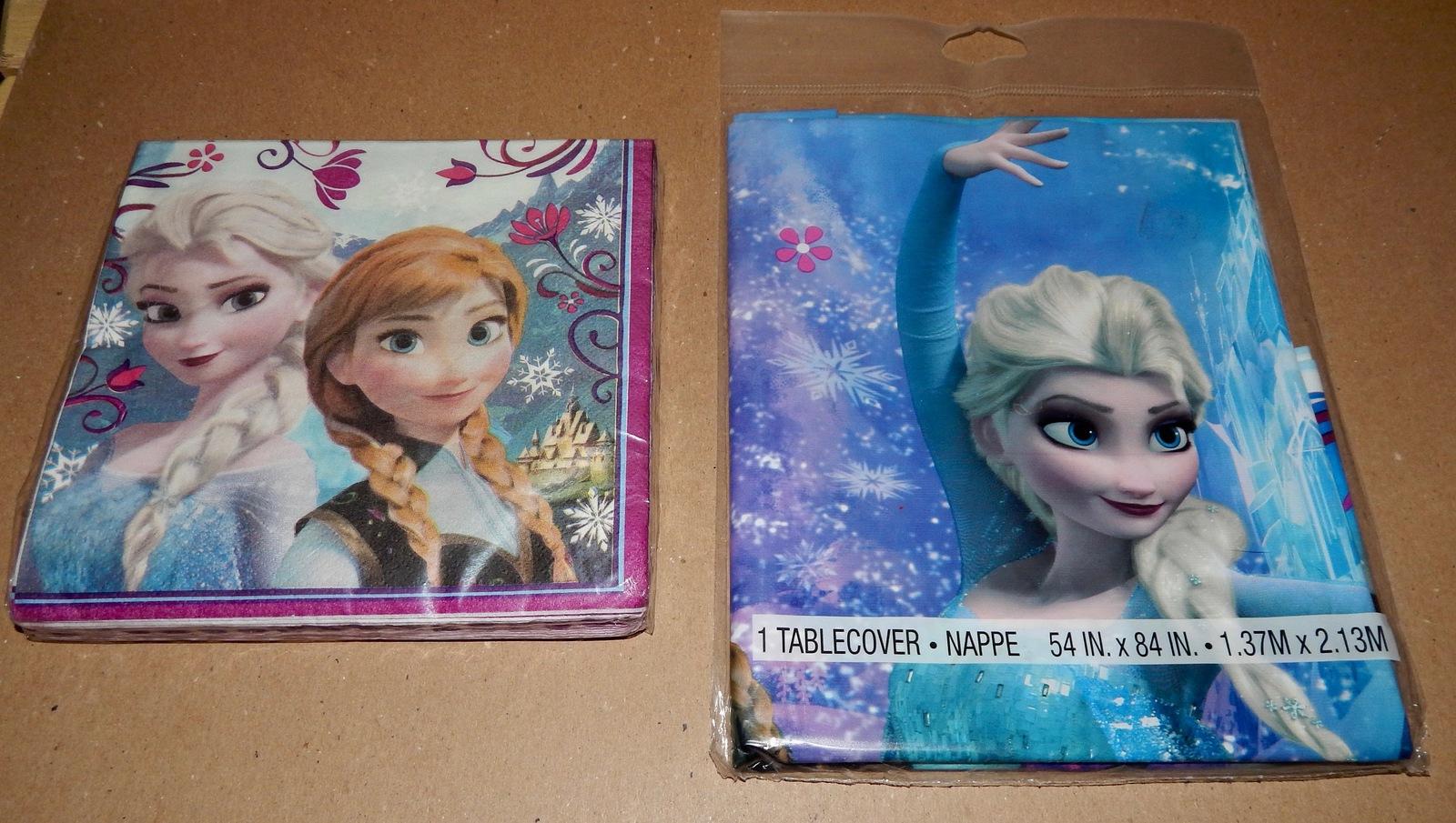 16ct Unique Party Favors 45042 Disney Frozen Party Napkins