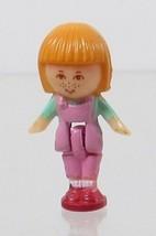 Polly Pocket Vintage Doll 1989 Midge's Bumper Car Ring (Lavender) - Midge - $7.50