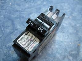 "50 Amp - American Fpe Stab-Lok Nc 2 Pole 1"" Thin 50A Breaker - Guaranteed - $28.95"