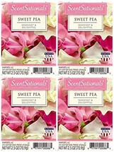 Scentsationals Sweet Pea Scented Wax Cubes - 4-Pack - $17.54