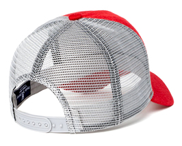 Psycho Bunny Men's Embroidered Snapback Mesh Mischief Baseball Cap Hat image 11