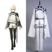 Seraph of the End 2 Vampires Mikaela Hyakuya Uniform Cosplay Costume - $118.00