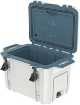 OtterBox Venture 45 Gallon | Cooler Bundle | White  | Model: OTT-78-51712 - $364.41