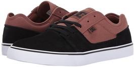 New Dc Brand Men's Tonik Skate Shoe Shoes Black Camel Size Sz 9.5 Nib - $59.90