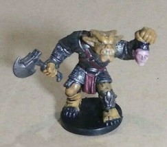 Dungeons & Dragons Miniatures BugBear Headreaver #32 D&D Mini Wizards! - $7.99