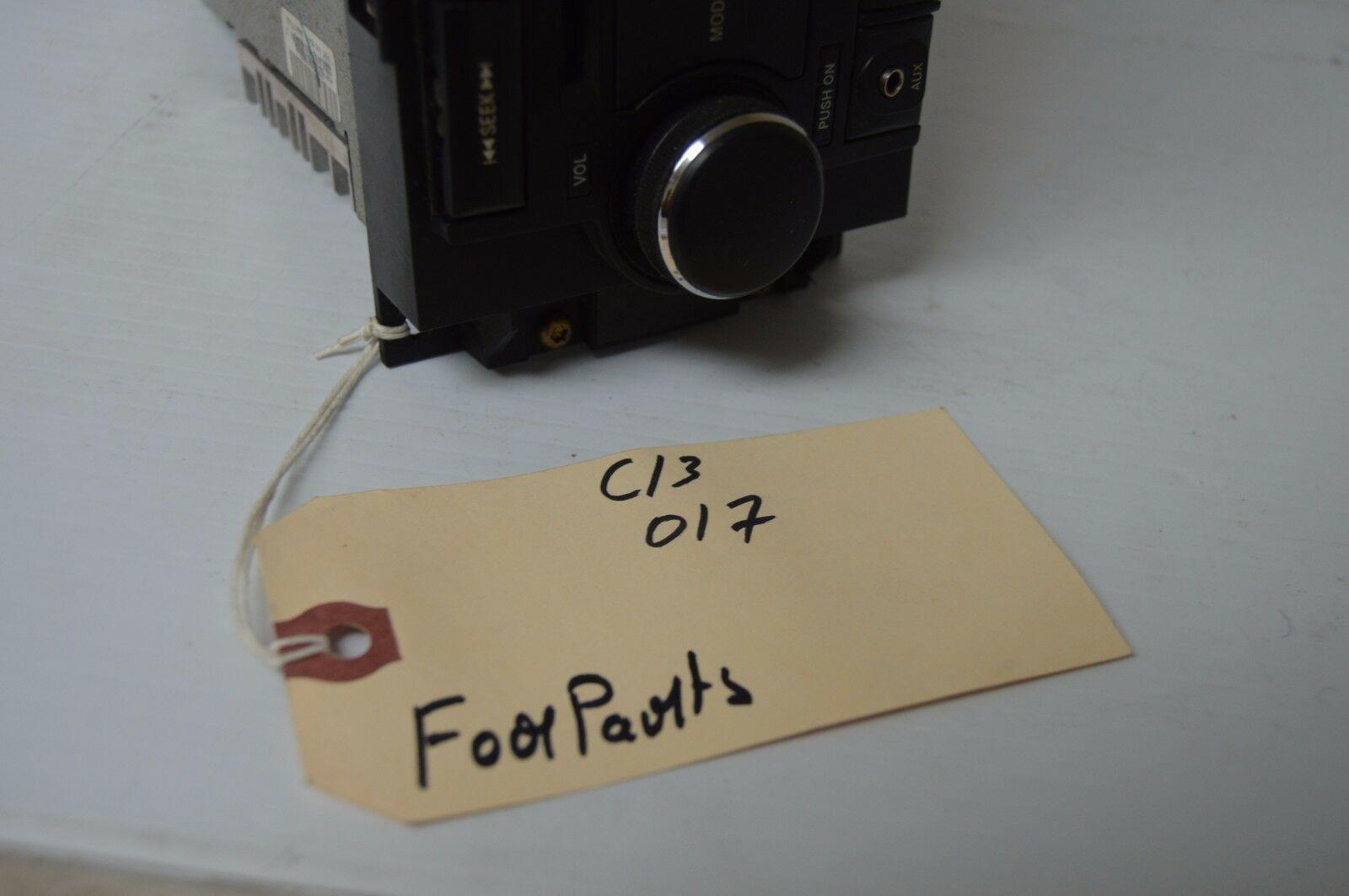 2004-2010 CHRYSLER DODGE RADIO CD PLAYR AUX IPOD (FOR PARTS) P05064171AF C13#017 image 7