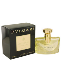 Bvlgari Splendida Iris D'or by Bvlgari Eau De Parfum Spray 3.4 oz for Women - $88.11