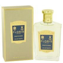 Floris White Rose By Floris Eau De Toilette Spray 3.4 Oz For Women - $109.52
