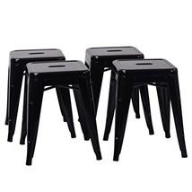 "Changjie Furniture 18"" High Backless Metal Bar Stool for Indoor-Outdoor ... - €83,14 EUR"