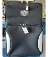 Denco Sports NBPLL206-BLK Carry On Suitcase On Wheels, New Orleans Pelicans - $82.00