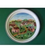 Villeroy & Boch Naif Gerard Laplau The Four Seasons Plate, Number 1 Spring - $8.99