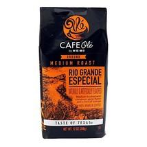HEB Cafe Ole Rio Grande Especial Medium Roast Ground Coffee, 12 oz 3-Pack - $39.99