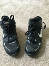 NIKE Shark Mens Sports Cleats Sz 6.5 MultiColor Athletic Shoes - $39.36