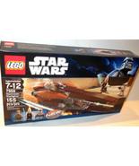 Lego ✰ Star Wars #7959 ✰ Geonosian Starfighter ✰ SEALED Brand NEW figure... - $75.95