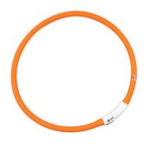 YSM LED Collar Light Waterproof Silicone Dog Pet Cuttable Collar Light Night Saf - $17.15