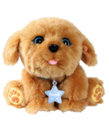 Little Live Pets Snuggles My Dream Puppy Sounds And Movement Playset - $56.99
