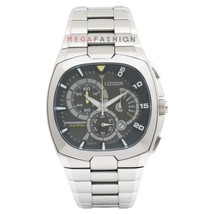 New Citizen Men's AN9000-53H Silver Stainless Steel Watch Authentic - $184.99