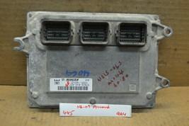 2008 2009 Honda Accord LX Engine Control Unit ECU 37820R40A57 Module 445... - $24.99