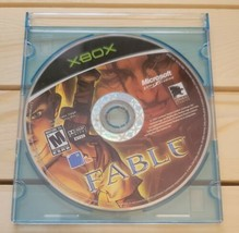 Fable — Disc Only! Fast Free Shipping! Black Label! (Microsoft Xbox, 2004) - $9.89