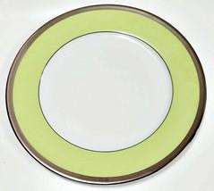 Haviland Laque De Chine Platinum Rim - Pistache Charger/Service Plate, 1... - $94.04