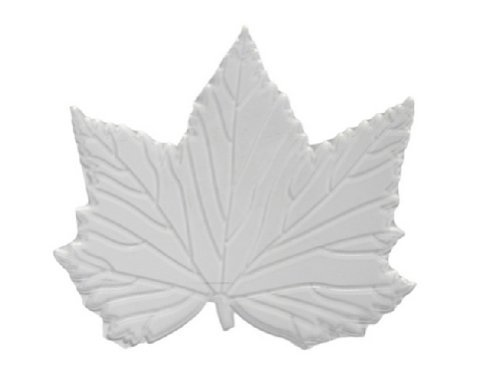 PANDA SUPERSTORE Maple Leaf Anti Slip Mat Non Slip Car Dashboard Mat Transparent
