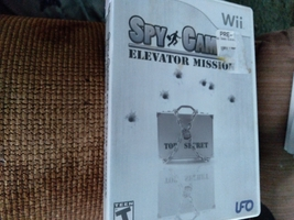 Nintendo Wii Spy Games: Elevator Mission  image 1