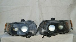 06-09 Saab 9-5 HId Xenon Headlight Head Light Lamps Set L&R - POLISHED - $498.17