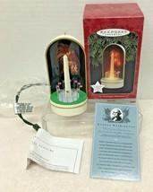 1998 Washington Monument Ornament Hallmark Christmas Tree Ornament MIB P... - $18.32