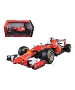 2015 Ferrari Formula 1 F1 SF15-T #5 Sebastian Vettel 1/18 Diecast Model ... - $93.56