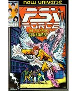 PSI Force #8 Trapped [Comic] [Jan 01, 1987] - $1.95