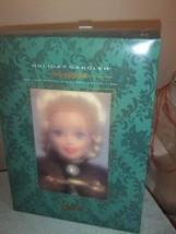 Barbie Holiday Caroler  1996  Holiday Porcelain... - $79.20