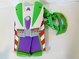 Buzz Lightyear Jetpack Backpack wings Mattel Electronic Sounds Toy Story... - $49.49