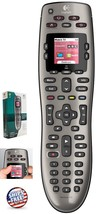 Remote Control TV Harmony Logitech Universal Advanced Silver Device Smar... - $62.63