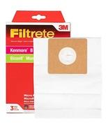 3M Filtrete Ken Style B Bissell OptiClean Momentum Easy Vac MicroAllerge... - $14.95