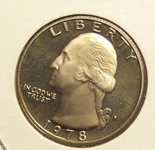 1978-S Proof Washington Quarter #032 image 2