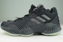 ADIDAS PRO BOUNCE 2018 LOW BLACK CARBON NEW SUPER RARE COMFORTABLE - $138.95