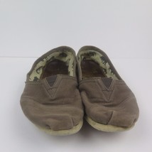 Toms Womens Size 7.5 Casual Canvas Shoes  -C - $16.70