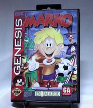Marko Sega Genesis Complete CIB D0MARK - $31.92