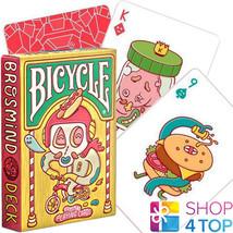 BICYCLE BROSMIND PLAYING CARDS DECK FUNNY GRAFFITI HUMOR MADE IN USA ORI... - $9.89