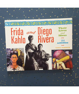 Frida Kahlo and Diego Rivera Live and Ideas 24 Activities by Carol Sabbeth - $18.76