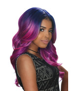 Zury Sis Swiss Lace Front Wig Synthetic Wavy Long Baby Hair SW-LACE H Nova - $44.95