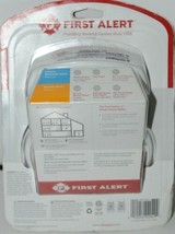 First Alert 1042407 Smoke Alarm and Carbon Monoxide Alarm White Safety Pack image 2