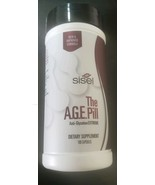 Sisel the A.G.E Pill Anti-Glycation 180 Capsules -Anti Aging - $39.39