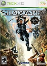 Shadowrun - Xbox 360 [video game] - $4.99
