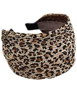 Fold Lace Headband Fashion Hairband Wide Headwrap Hair Accessories - $17.17