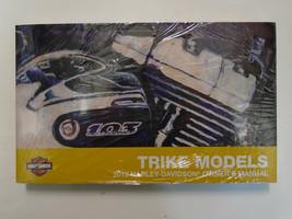2015 Harley Davidson Trike Models Owner's Operators Owners Manual NEW - $69.24
