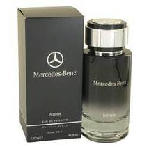 Mercedes Benz Intense Eau De Toilette Spray By Mercedes Benz For Men - $52.85