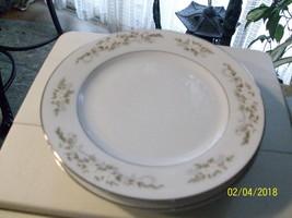 "11#     Vintage  International Silver 326 Springtime 6 3/8"" Bread & Butt... - $7.21"