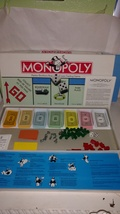 Vintage 1985 Monopoly Real Estate Trading Game Used and Complete - $14.50