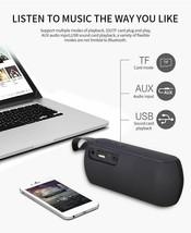 Portable Bluetooth Speaker Wireless Loudspeaker Mini Outdoor Boombox Spe... - $33.87 CAD